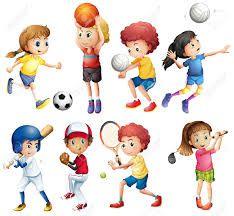 Illustration : Le sport et l'enfant