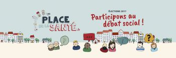 Illustration : placedelasante.fr - Place de la Santé - Participez au débat Social
