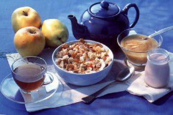 Illustration : L'essentiel de notre énergie provient du petit-déjeuner