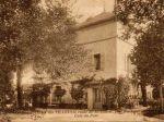 Villa des Tilleuls côté parc